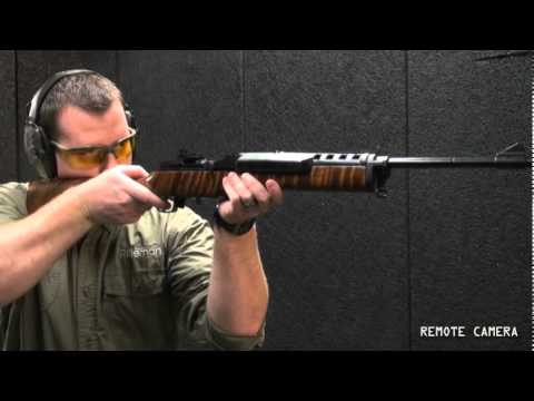 Gun Of The Week Ruger Mini 14 Youtube