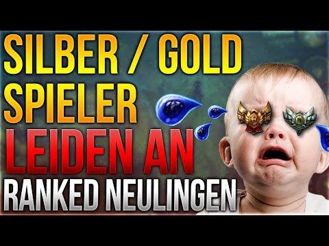 Silber / Gold Elo Spieler leiden an Ranked Neulingen [League of Legends] [Deutsch / German] thumbnail
