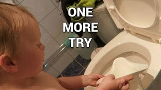 POTTY TRAINING REBOOT! #6? (day 1046)