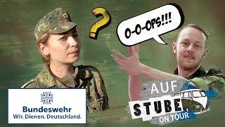 #49 Auf Stube on Tour vielversprechend: Outtakes - Bundeswehr