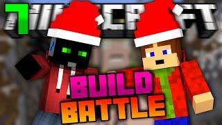 Minecraft: BUILD BATTLE | NEJLEPŠÍ STROMEK! | #7 w/ MarweX [Porty]