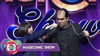 WARBIASYAH!! Deddy Kokgondrong Bebas Dari Ancaman Mati Tercekik Rantai! - Magicomic Show