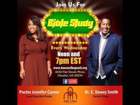 Bible Study (Financial Forum) 06/27/18