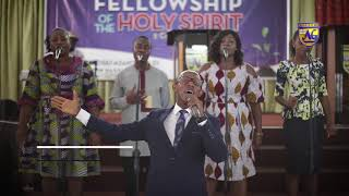 Assemblies Of God Madina Central - Worship Session (March-22-2020) Twi