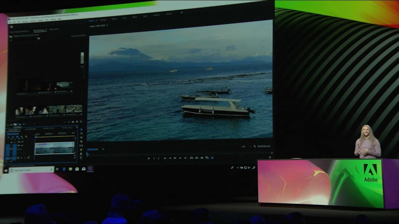 Adobe MAX 2019: New Features and Updates Across Creative Cloud Video Tools | Adobe Creative Cloud
