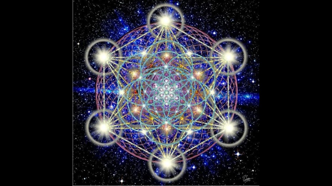 Metaphysics: The Sacred Geometry of Unity Consciousness
