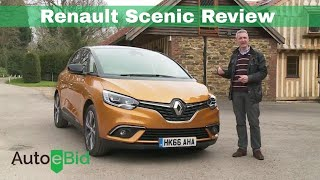 2018 Renault Scenic Review