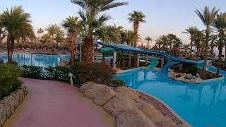 Обзор отеля Jolie Ville Golf Sharm El Sheikh любительская съемка Египет2021 Шарм