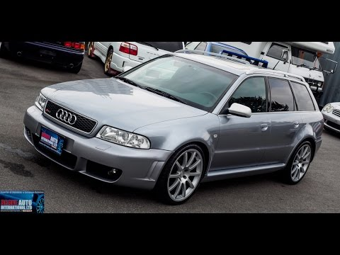 Walk AroundTest Drive Audi RS Japanese JDM Car Auctions - Audi car auctions
