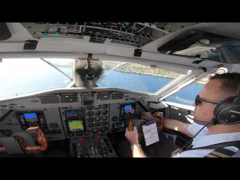 Susi Air - L410 Landing In Kisar