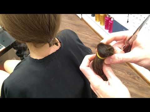 Длинные Волосы Отстригли !!!! Круто