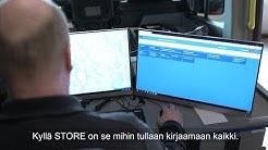 STORE on Pohjois-Savon pelastuslaitoksen operatiivisen johdon yksi tärkeimmistä työkaluista