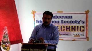 Movtivation Speech Technical Paper Presention  Ajay Bhoir  Principal
