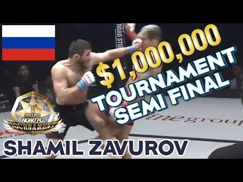 Shamil Zavurov(샤밀 자브로프) SEMI FINAL / $1M TOURNAMENT 'ROAD TO A-SOL'