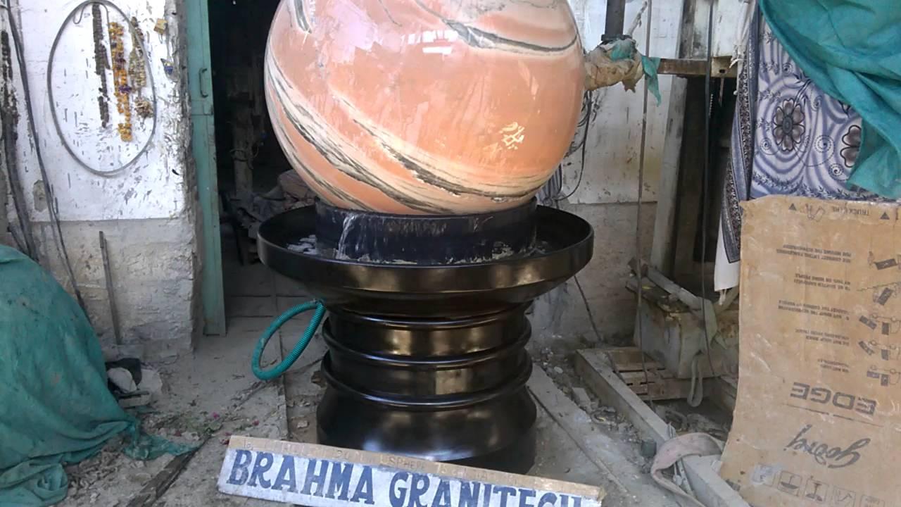 Large Garden Spheres Giant Sphere Fountain Large Granite Ball