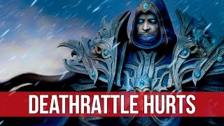 Hearthstone: Deathrattle HURTS! (Gameplay)