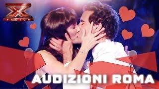 X Factor - Audizioni Roma HIGHLIGHTS