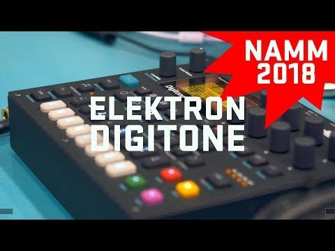 Elektron Digitone - NAMM 2018
