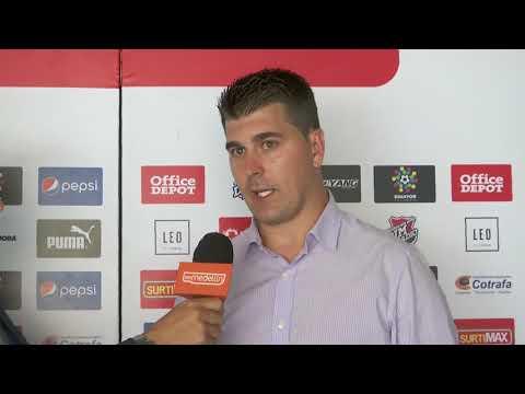 Ismael Rescalvo habló sobre sus propósitos con Independiente Medellín [Noticias] - Telemedellín