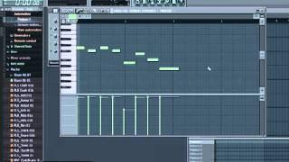 Видео урок № 2.7 Удобная запись с Midi-keyboard Fl Studio(, 2012-12-26T16:59:35.000Z)