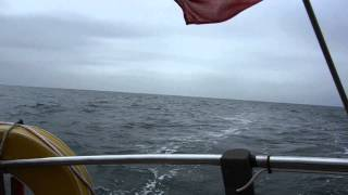 Sailing my Mirage 28 from Conwy to the Isle of Man