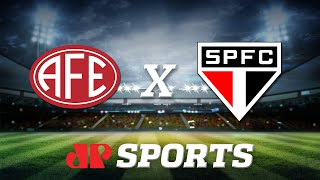 Ferroviária 1 x 2 São Paulo - 29/01/20 - Campeonato Paulista - Futebol JP