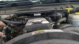 2013 2017 ram 6 7 cummins what s the proper way to setup your ccv filter outlet tub breather tube