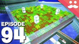 Hermitcraft 5: Episode 94 - AUTO WHEAT FARM!