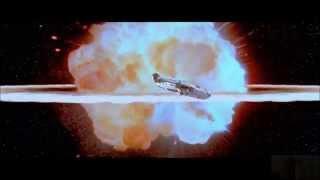 Topeka RoadRunners vs Wenatchee Wild - Star Wars Night Intro January 3rd, 2015