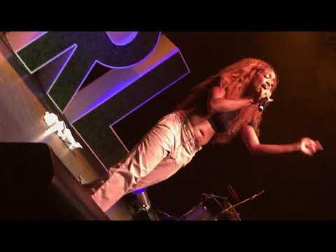 SZA Garden (say it like dat) Live Ctrl tour
