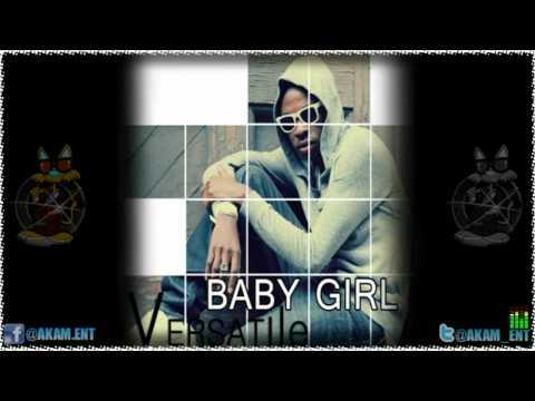 Versatile  Baby Girl Single Sept 2012