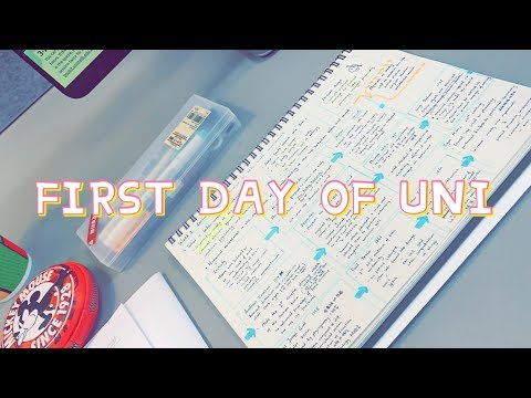 【UNIMELB】1ST Day Of UNI At University Of Melbourne