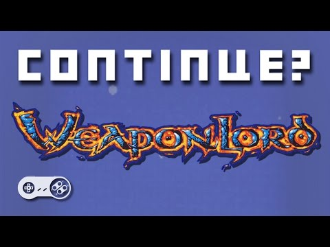 Weaponlord (SNES) - Continue?