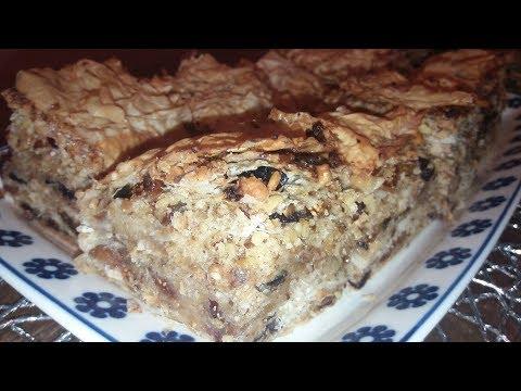 Česnica-Slatki Božićni kolač-Sweet Christmas cookie