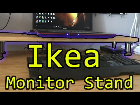 How to build monitor stand || 3 Minutes Tutorial