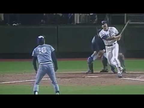 1985 Alcs Blue Jays Vs Royals Youtube