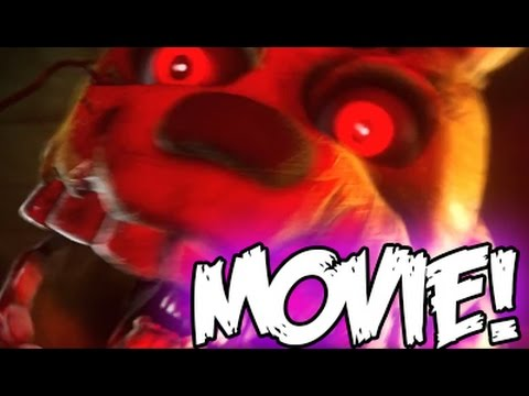 FIVE NIGHTS AT FREDDY'S FAN MOVIE! EVIL - Two Evil Eyes (SFM Animation) Animation Vs Live Action