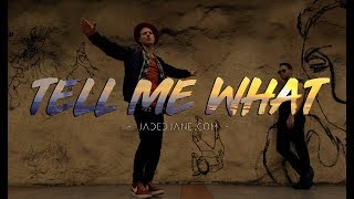 Jaded Jane - Tell Me What - Official Music Video