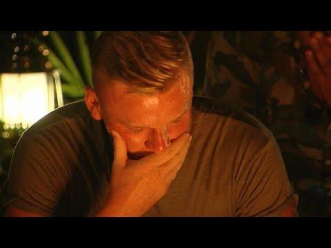 Hoe reageert Kevin op de kampvuurbeelden?  - TEMPTATION ISLAND