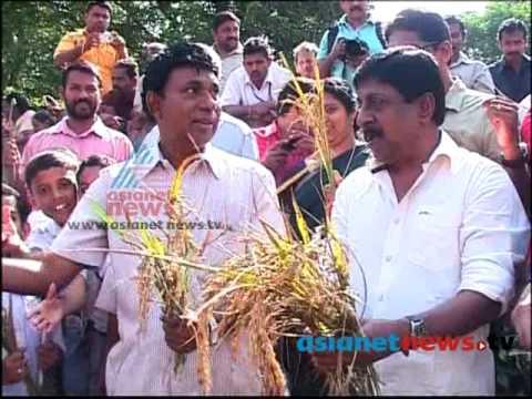 Sreenivasan, Actor, Director turns to farming: Personalities turns farming Part 2