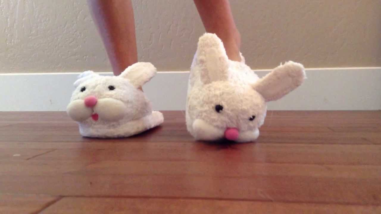 slipper Adult bunny