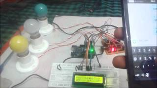 GSM Controlled Home Automation using Arduino