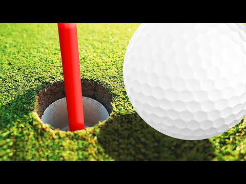 HUGE GOLF BALL MOD! (Golf With Your Friends)  