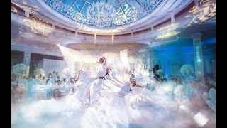 Выход невесты с Райскими Птицами от шоу балета Vip Dance
