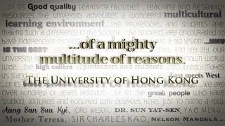 THE World University Rankings - Hong Kong University