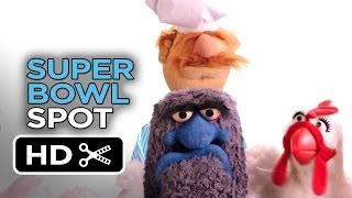 Muppets Most Wanted Super Bowl Spot - Big Game Huddle (2014) - Muppets Movie HD