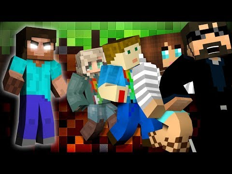 Thumbnail: Minecraft: HEROBRINE MURDER | MODDED MINI-GAME