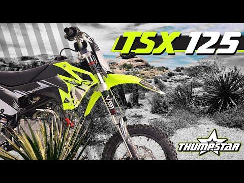 Thumpstar | TSX125BW - Walkaround