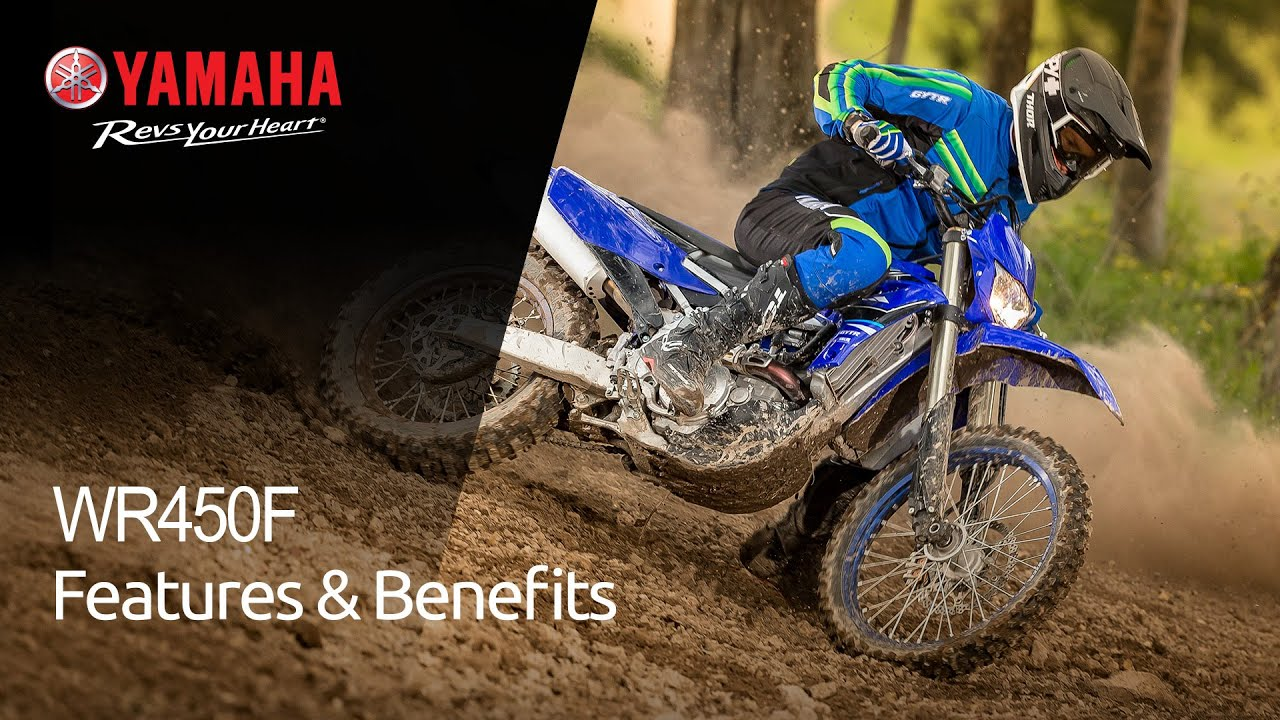 2021 WR450F: Features & Benefits