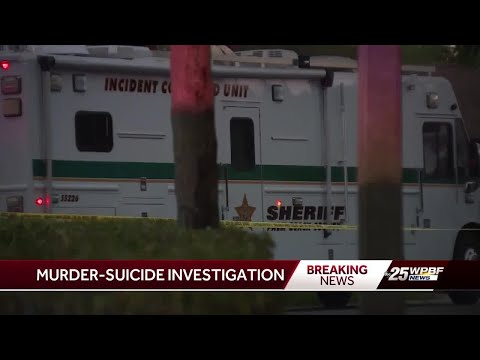 Two bodies found in Boca Raton murder-suicide